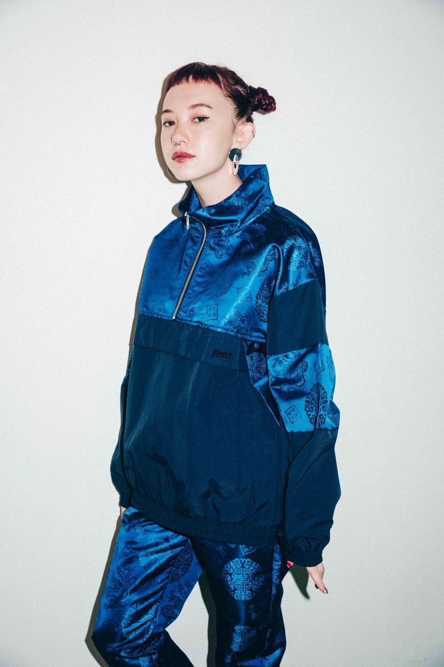 X-girl x OPENING CEREMONY ANORAK TOPS