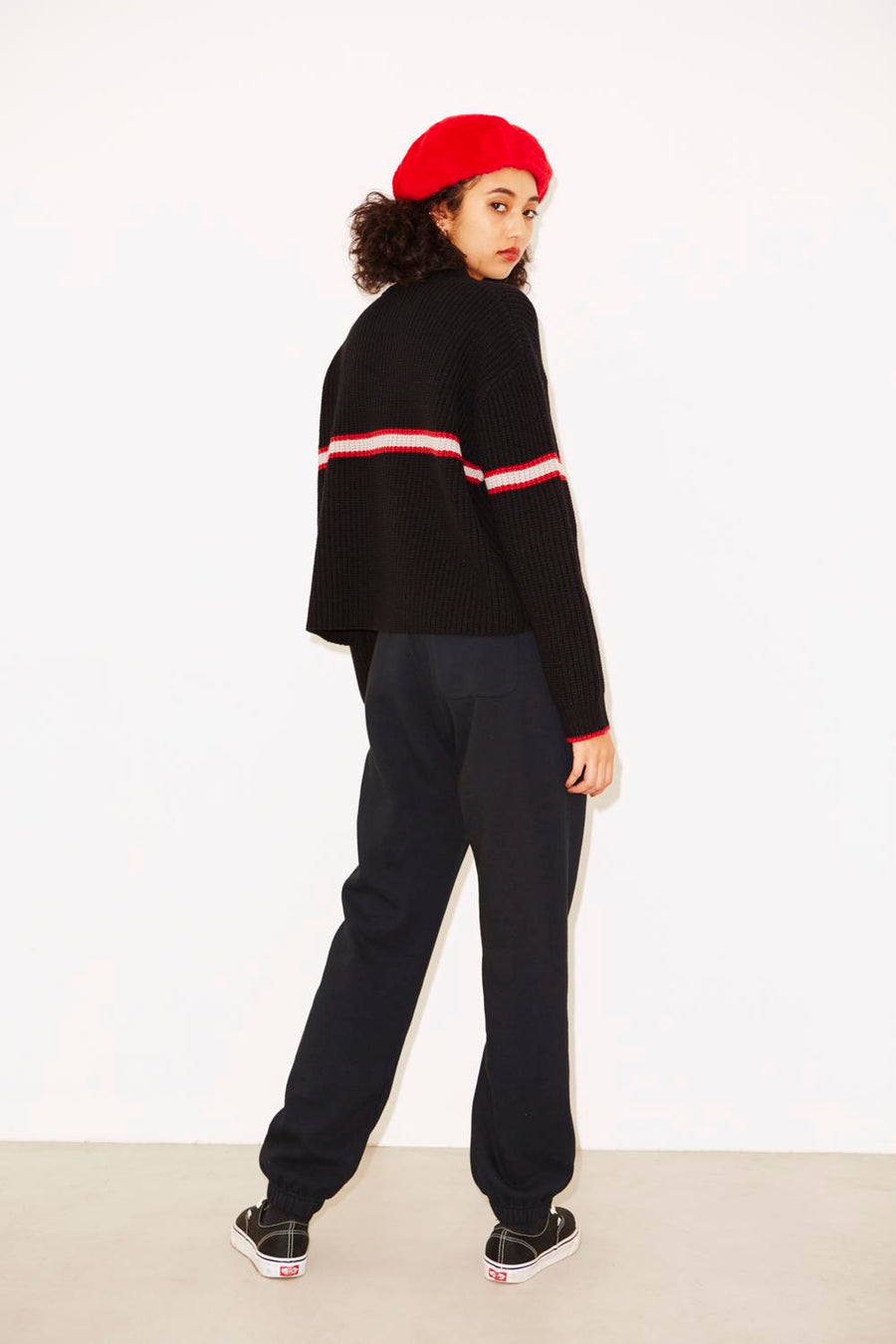 LOGO SWEAT PANTS, PANTS, X-Girl