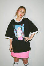 Load image into Gallery viewer, Chloe Sevigny RINGER S/S TEE, T-SHIRT, X-Girl