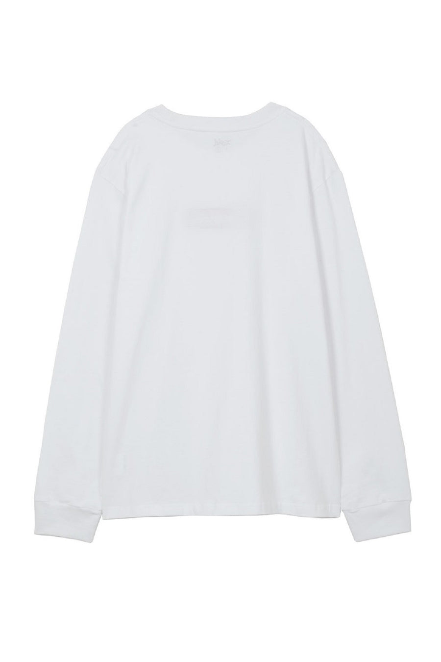 EMBROIDERED BOX LOGO L/S REGULAR TEE - X-Girl
