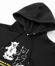 Load image into Gallery viewer, CATS SWEAT HOODIE, HOODIES & SWEATERS, X-Girl