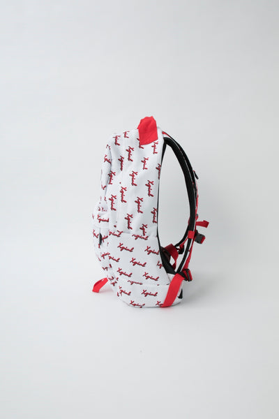 CHEWY LOGO BACKPACK - X-Girl