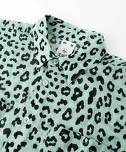Load image into Gallery viewer, SHEER LEOPARD SHIRT, SHIRTS, X-Girl