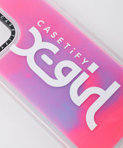 X-girl x CASETiFY NEON SAND MOBILE CASE for iPhone 11Pro, ACCESSORIES, X-Girl