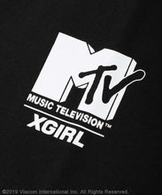 Load image into Gallery viewer, X-girl x MTV S/S MENS TEE, T-SHIRTS, X-Girl