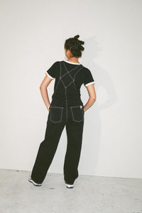 WIDE TAPERED OVERALL, OVERALL, X-Girl