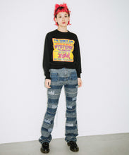 Load image into Gallery viewer, X-girl × HYSTERIC GLAMOUR FOR YANKEE GIRL KNIT TOP, TOPS, X-Girl