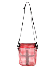 Load image into Gallery viewer, GINGHAM PLAID PVC SHOULDER BAG, ACCESSORIES, X-Girl