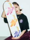 #1 BANANA SKATE DECK, ACCESSORIES, X-Girl