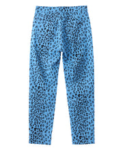 Load image into Gallery viewer, #1 LEOPARD SLIM STRAIGHT PANTS, PANTS, X-Girl