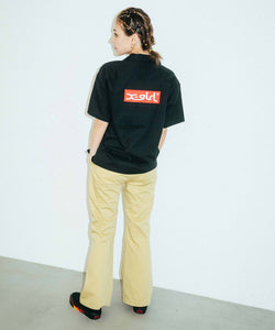 BOX LOGO S/S SHIRT, SHIRT, X-Girl