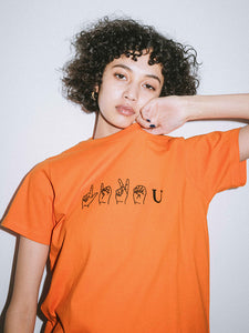 LIKE YOU S/S REGULAR TEE, T-SHIRTS, X-Girl