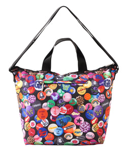 X-girl × LeSportsac DELUXE EASY CARRY TOTE