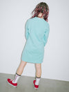 PREP COMPACT SWEAT DRESS, DRESSES, X-Girl