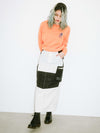 COLOR BLOCK CARGO MAXI SKIRT, SKIRTS, X-girl