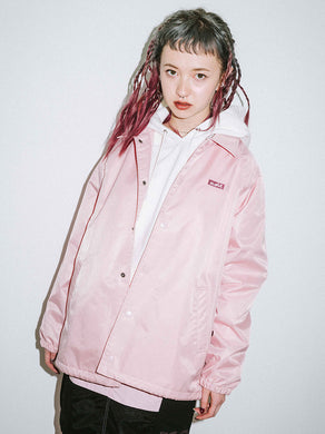 FACE COACH JACKET, OUTERWEAR, X-Girl