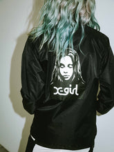 Load image into Gallery viewer, FACE COACH JACKET, OUTERWEAR, X-Girl