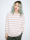 STRIPED L/S TEE, T-SHIRTS, X-girl