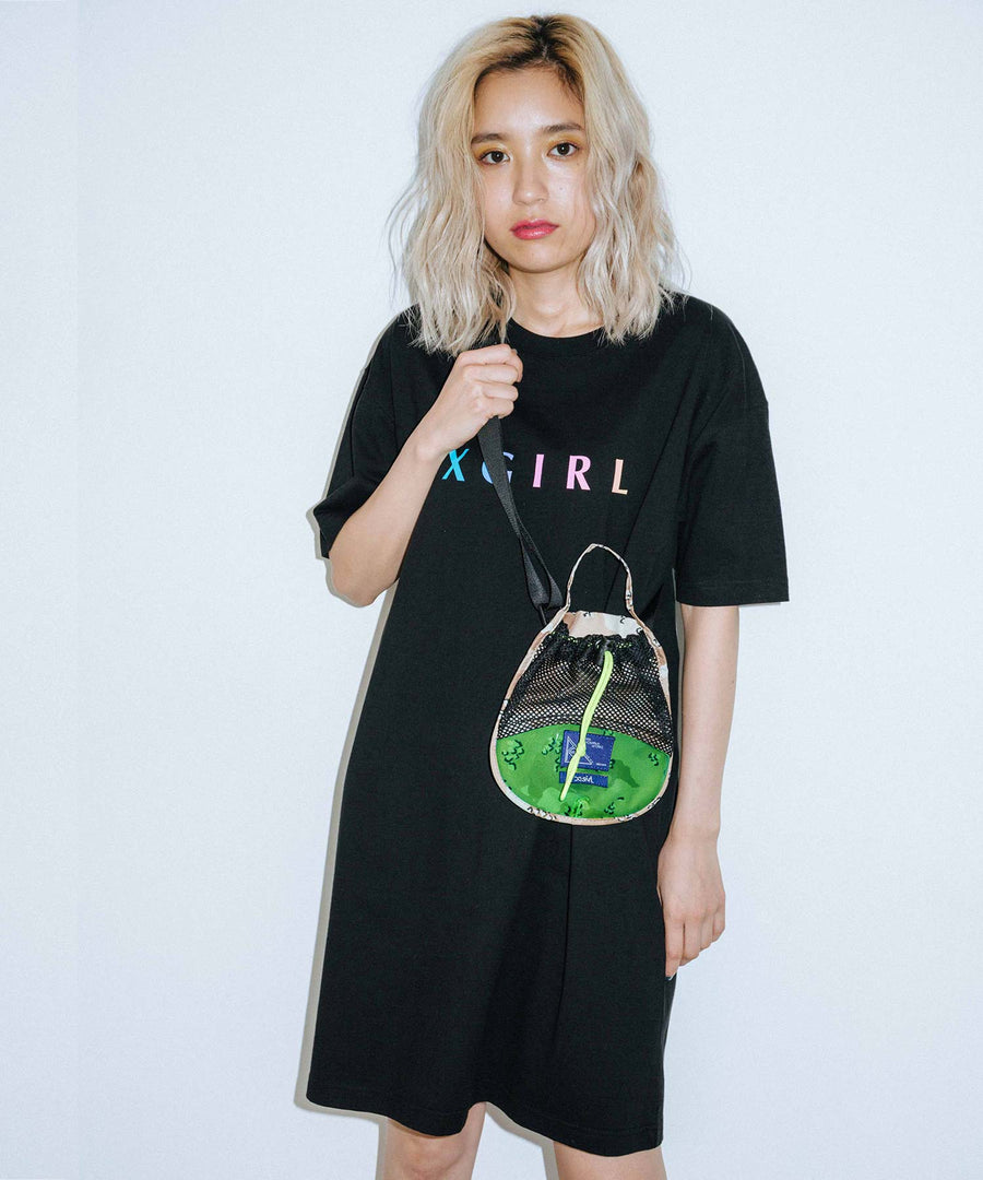 X-girl x PMW MINI SHOULDER BAG GO