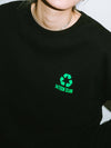 14TEEN CLUB CREW SWEAT TOP, HOODIES & SWEATERS, X-girl