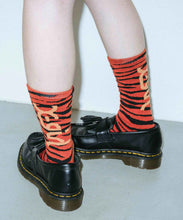 Load image into Gallery viewer, ZEBRA SOCKS, ACCESSORIES, X-Girl