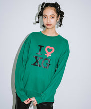 Load image into Gallery viewer, FEMINISM CREW SWEAT TOP, HOODIES & SWEATERS, X-Girl