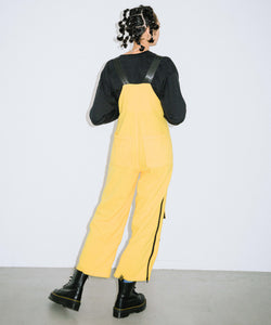 FLEECE OVERALL, OVERALLS, X-Girl