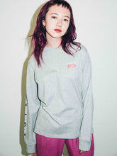 Load image into Gallery viewer, BOX LOGO POCKET REGULAR L/S TEE, T-SHIRT, X-Girl