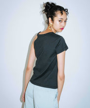 Load image into Gallery viewer, ONE-SHOULDER S/S TEE, TOPS, X-Girl