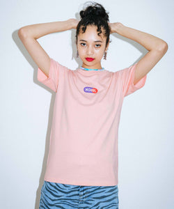 CAPSULE LOGO S/S REGULAR TEE, T-SHIRTS, X-Girl