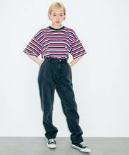 Load image into Gallery viewer, OVERDYED TWILL PANTS, PANTS, X-Girl