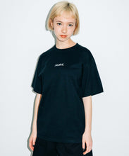 Load image into Gallery viewer, EMBROIDERED MILLS LOGO S/S TEE, T-SHIRT, X-Girl