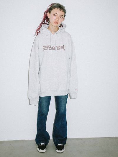 X-girl x Vanna Youngstein SWEAT HOODIE, HOODIES & SWEATERS, X-girl