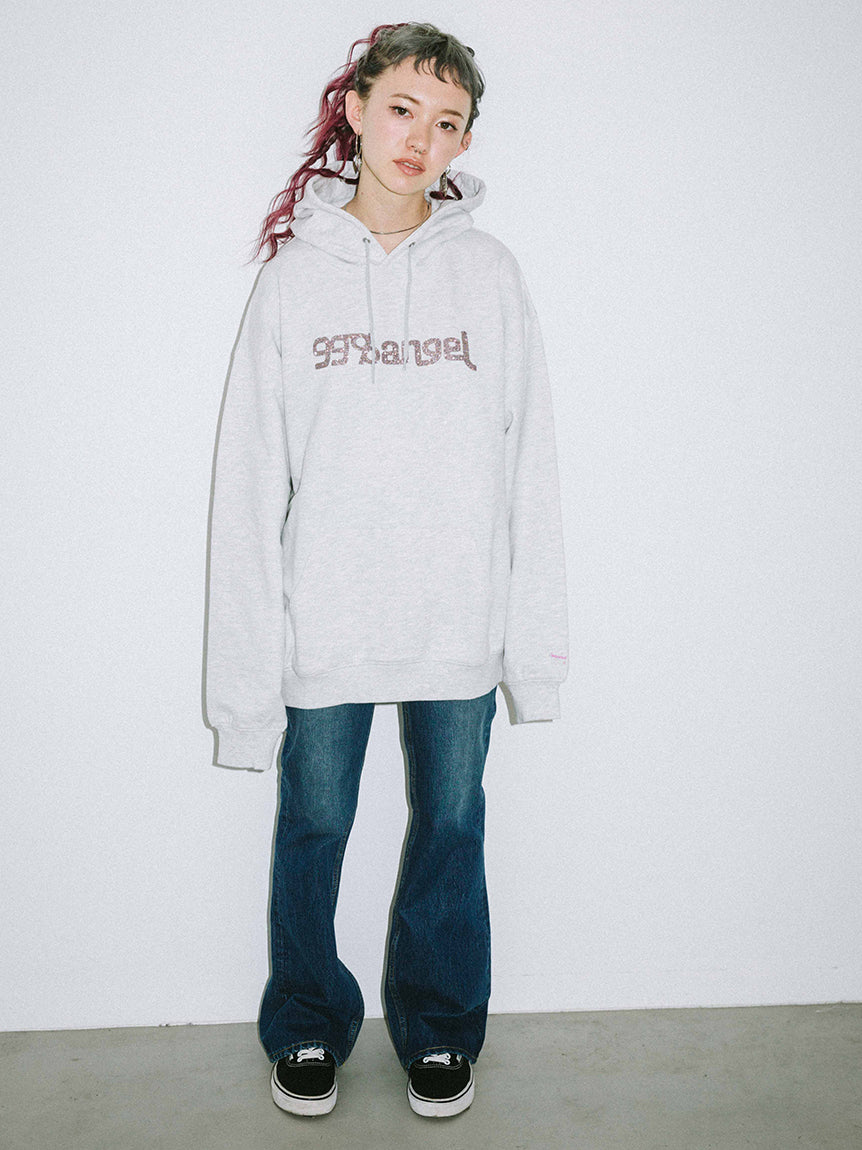 X-girl x Vanna Youngstein SWEAT HOODIE