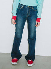 Load image into Gallery viewer, HARAJUKU FLARE JEAN, PANTS, X-Girl