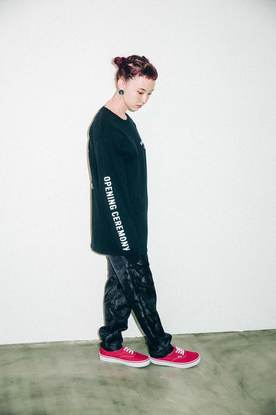 OPENING CEREMONY L/S TEE, T-SHIRTS, X-Girl