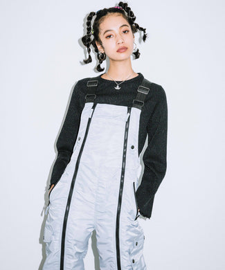 #1 FLIGHT OVERALLS, OVERALL, X-Girl