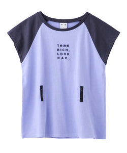 HOOK B/B TEE, TOPS, X-Girl