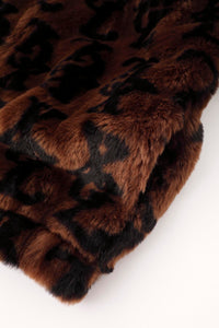 MONOGRAM FUR COACH JACKET, OUTERWEAR, X-Girl