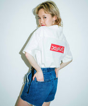 Load image into Gallery viewer, BOX LOGO S/S SHIRT, SHIRT, X-Girl