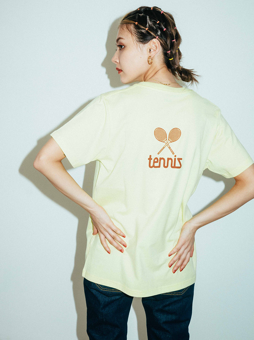 XGIRL TENNIS S/S REGULAR TEE