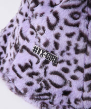 Load image into Gallery viewer, #1 LEOPARD FUR HAT, HEADWEAR, X-Girl