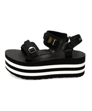 Load image into Gallery viewer, X-girl x TEVA FLATFORM LUXE ELEVATED, FOOTWEAR, X-Girl
