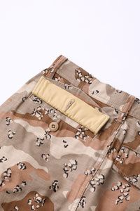DESERT CAMO SKIRT - X-girl
