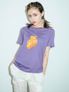 POP OUT LOGO S/S REGULAR TEE, T-SHIRTS, X-Girl