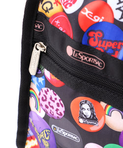X-girl × LeSportsac MEDIUM WEEKENDER W/STRAPS