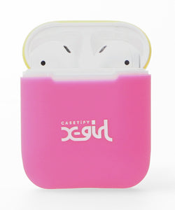 X-girl x CASETiFY AirPods CASE SET, ACCESSORIES, X-Girl
