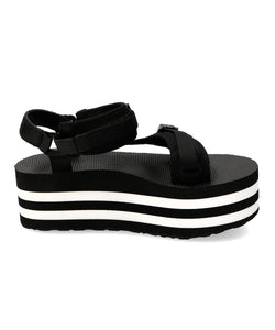 X-girl x TEVA FLATFORM LUXE ELEVATED, FOOTWEAR, X-Girl