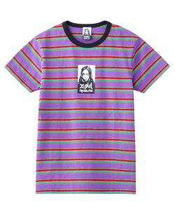 X-girl x MADE ME BABY S/S TEE, T-SHIRT, X-Girl