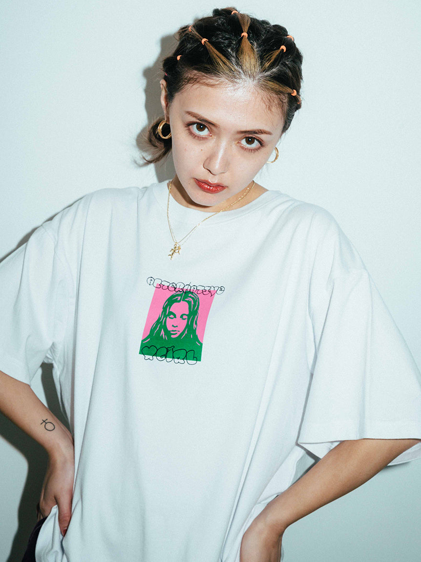 FACE S/S MENS TEE